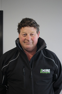 Gavin McCabe - Workshop Manager